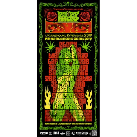 PsyKA UE17 Poster