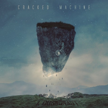 CRACKED MACHINE - I, Cosmonaut [CD]