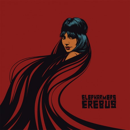 ELEPHARMERS - Erebus [LP]