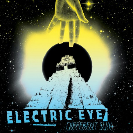 ELECTRIC EYE - Different Sun [LP]