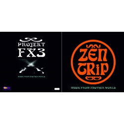 ZEN TRIP / PROJEKT FX 3 - Music From Another World [LP]