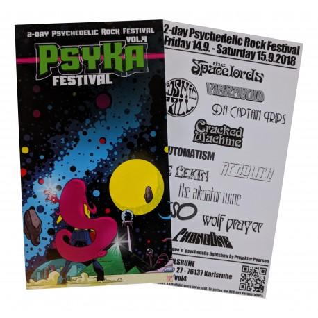 2-Tages-Ticket: PsyKA Festival Vol. 4