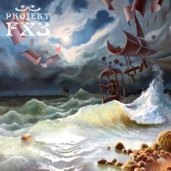 PROJEKT FX3 - Hertzschlag - Part 3 [CD]