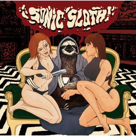 SONIC SLOTH - Sonic Sloth [CD]