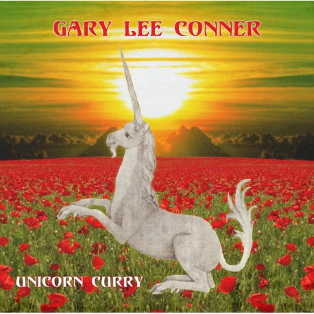 GARY LEE CONNER - Unicorn Curry [LP]