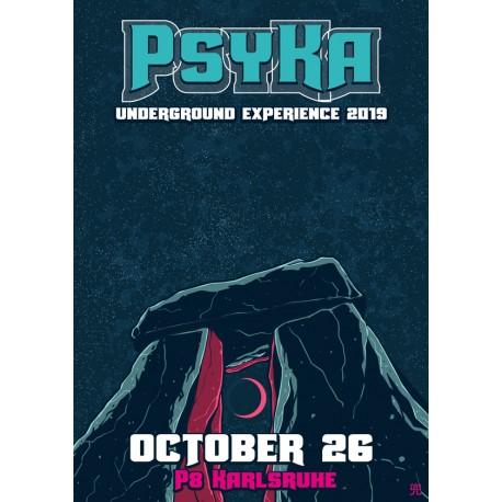 PsyKA UE19 Fest (OCT 26, Karlsruhe)
