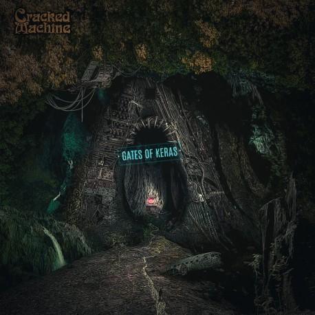 CRACKED MACHINE - Gates Of Keras [LP]
