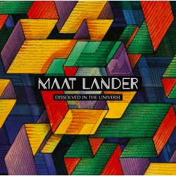 MAAT LANDER - Dissolved in the Universe [LP]
