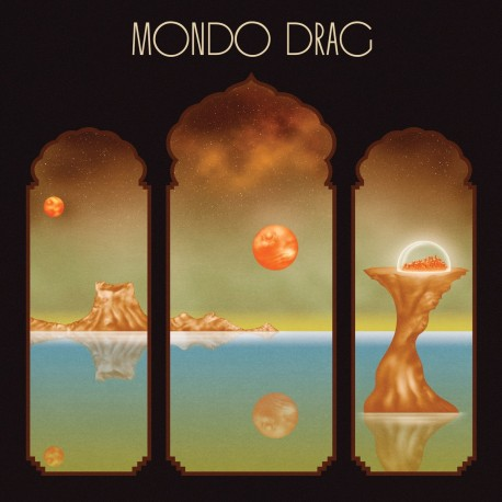 MONDO DRAG - Mondo Drag [LP]