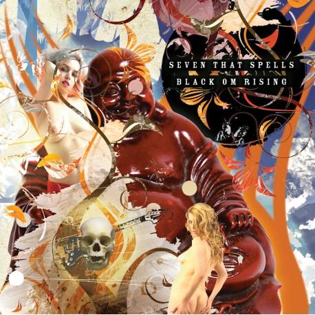 SEVEN THAT SPELLS - Black Om Rising [LP]