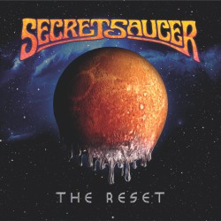 SECRET SAUCER - The Reset [LP]