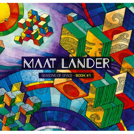 MAAT LANDER - Seasons of Space [LP]